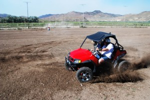 UTV Jamboree - Barrel Racing