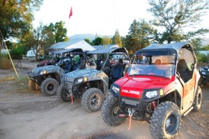 UTV Jamboree - After a Trail Ride