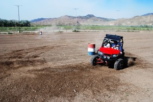 UTV Jamboree in Marysvale, Utah - Barrel Racing
